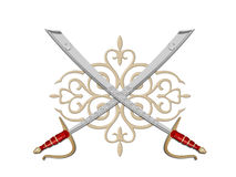 Sword Royalty Free Stock Photo