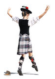 Sword Dance Stock Photography