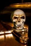 Sword of death stock photo