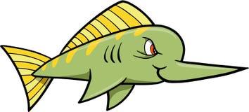 Sword fish Vector Stock Photos