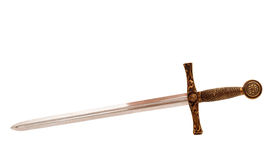Sword isolated Stock Photos