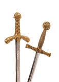 Sword isolated Royalty Free Stock Photography