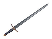 Sword knight's Royalty Free Stock Photo
