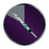 Sword in Progress Frame Royalty Free Stock Photo
