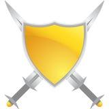 Sword and Shield Stock Photos