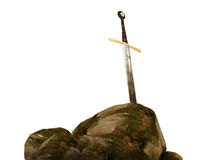 Sword in the Stone Stock Photos