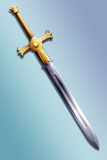 Sword sun Stock Photos