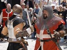 Swordfight Royalty Free Stock Image
