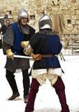 Swordfight Fotografia de Stock Royalty Free