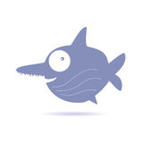 Swordfish vector illustration Stock Image