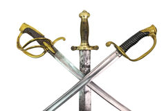 Swords Royalty Free Stock Photos
