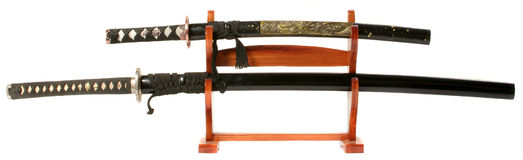 Swords Stock Photography