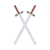 Swords Royalty Free Stock Photo