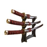 Swords isolated Royalty Free Stock Photography