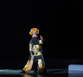 "Swordsman-The Purple Hairpin--jiangxi opera""four dreams of linchuan"" Royalty Free Stock Images"