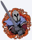 Swordsmen Royalty Free Stock Images