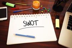 SWOT Royalty Free Stock Photos