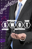 Swot symbol Stock Photos