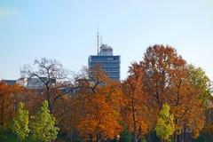 SWR Funkhaus - TV and Radio broadcast studio Stuttgart Royalty Free Stock Photos