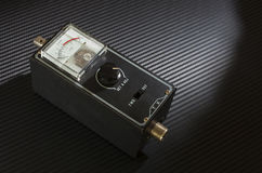 SWR meter royalty free stock photography