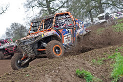 SXS mudslide Stock Photos