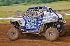 SXS racing Royalty Free Stock Photos