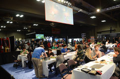 SXSW 2014 gaming expo stock images