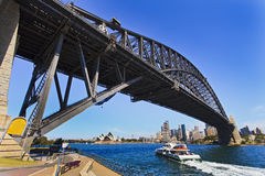 Sy CBD Bridge Day Mils 17mm Stock Photo