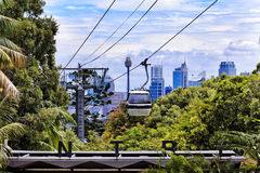 Sy CBD Taronga Zoo Entry Stock Photography