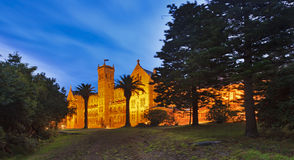 Sy Manly Palace SIde Set Stock Photography