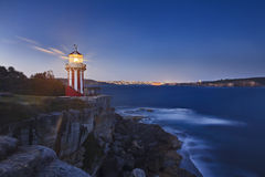 Sy S Head Lighthouse 24 Set Stock Photography