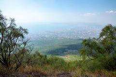 Napoli. View of Napoli . Good photo for background stock photo
