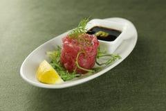 Maguro del sashimi Fotografie Stock
