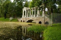 Syberyjski most Zdjęcie Royalty Free
