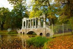 Syberyjski most Obraz Royalty Free