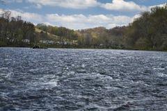 Sycamore κρατικό πάρκο κοπαδιών, Elizabethton, TN Στοκ Εικόνες