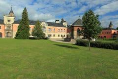 Sychrov chateau Stock Image
