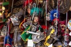 Sycylijska kukła dla sprzedaży Obrazy Royalty Free