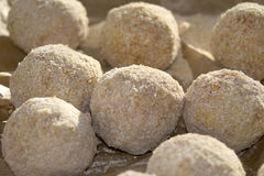 Sycylijski arancino Fotografia Stock