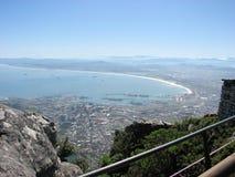 Sydafrika kust Royaltyfria Foton