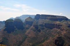 Sydafrika som är östlig, Mpumalanga landskap Royaltyfria Foton