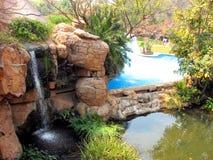 Sydafrika vattenfall Royaltyfria Bilder
