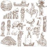 Sydamerika 1 royaltyfri illustrationer