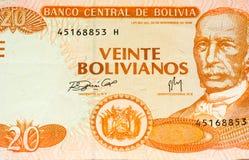 Sydamerika currancysedel Arkivfoton