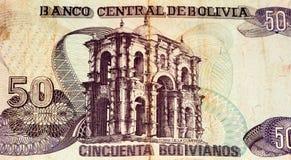 Sydamerika currancysedel Arkivfoto