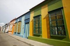 SYDAMERIKA VENEZUELA MARACAIBO STAD Arkivbild
