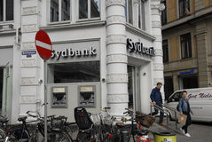 Sydbank Royalty-vrije Stock Fotografie