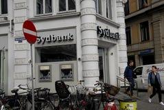 Sydbank Royalty-vrije Stock Afbeeldingen