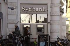 SYDBANK & NORDEA BANK Royalty Free Stock Photography