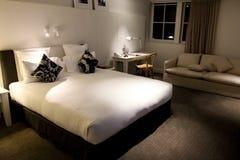 Sydeny hotellrum Fotografering för Bildbyråer